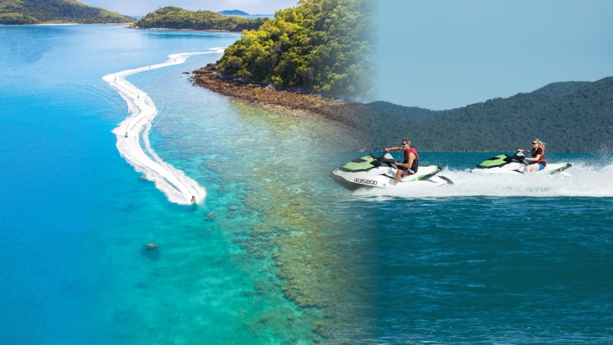 airlie beach reef tours