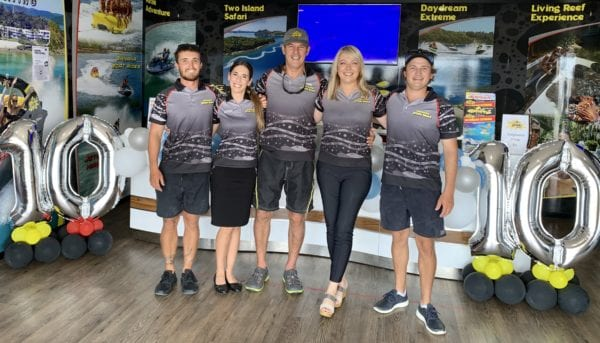 Whitsunday Jetski Tours 10th Birthday