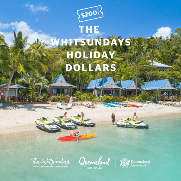 Whitsundays Holiday Dollars